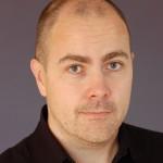 Porträtt på Daniel Erkstam