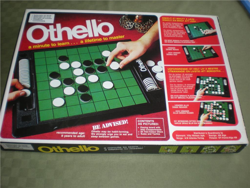 brädspel Othello