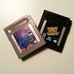 Gameboyspel, Tetris och Space Invaders